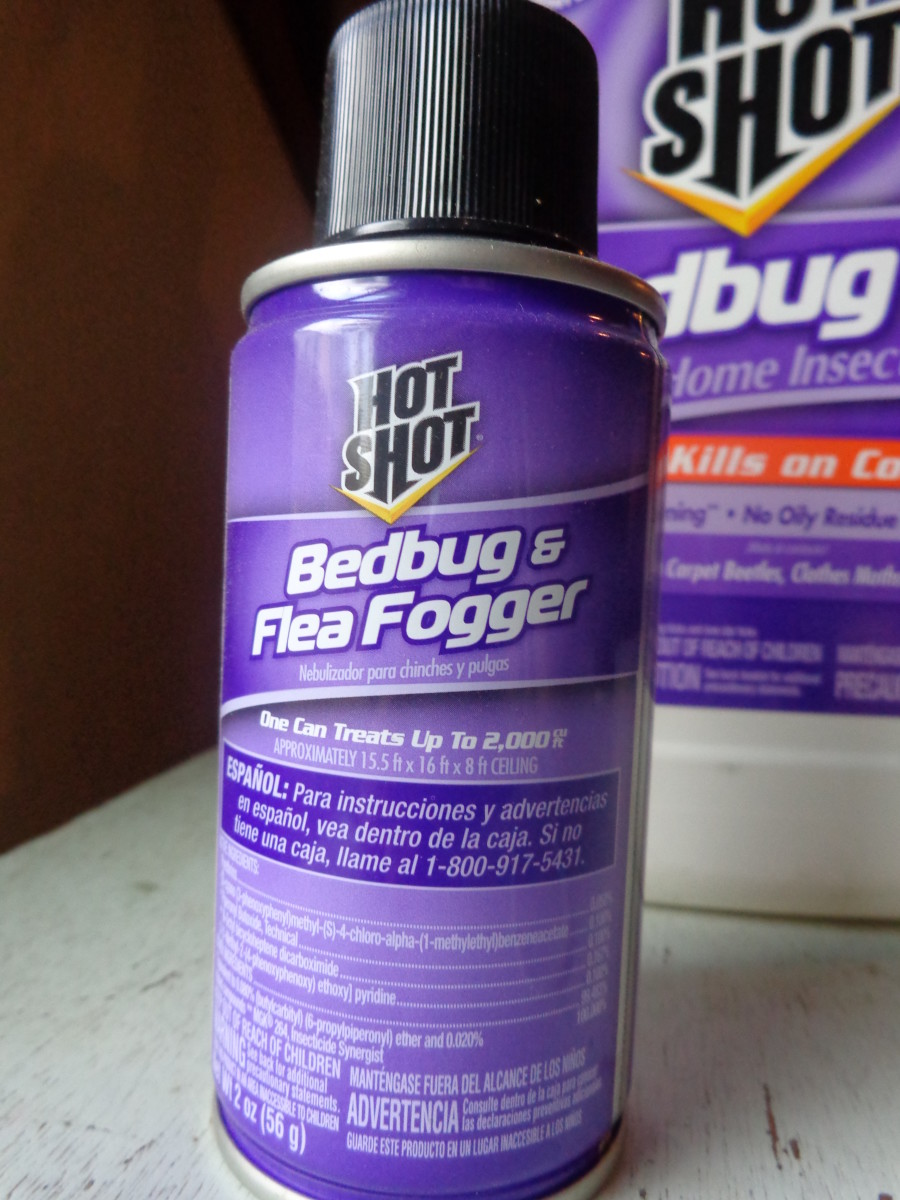 Hot Shot Bed Bug and Flea Fogger Review