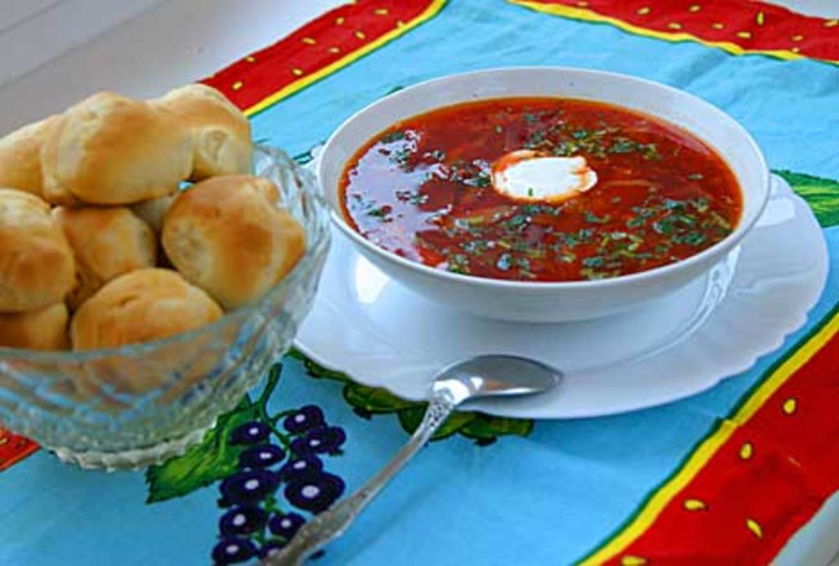 Borscht Recipe: Step-By-Step Guide