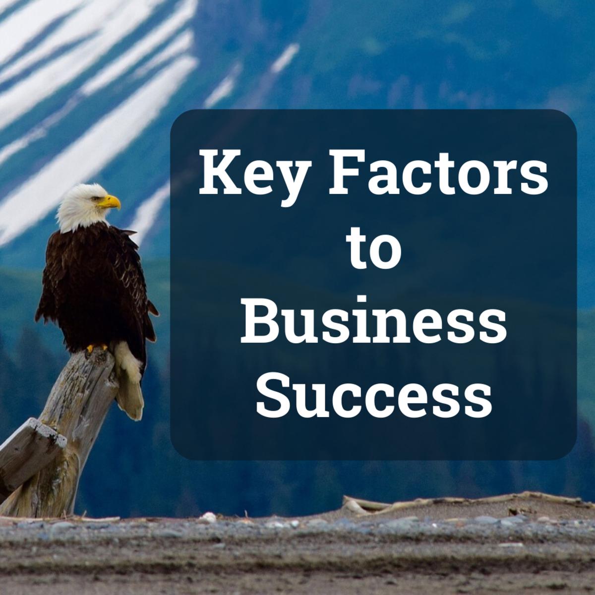Factors That Contribute to Business Success