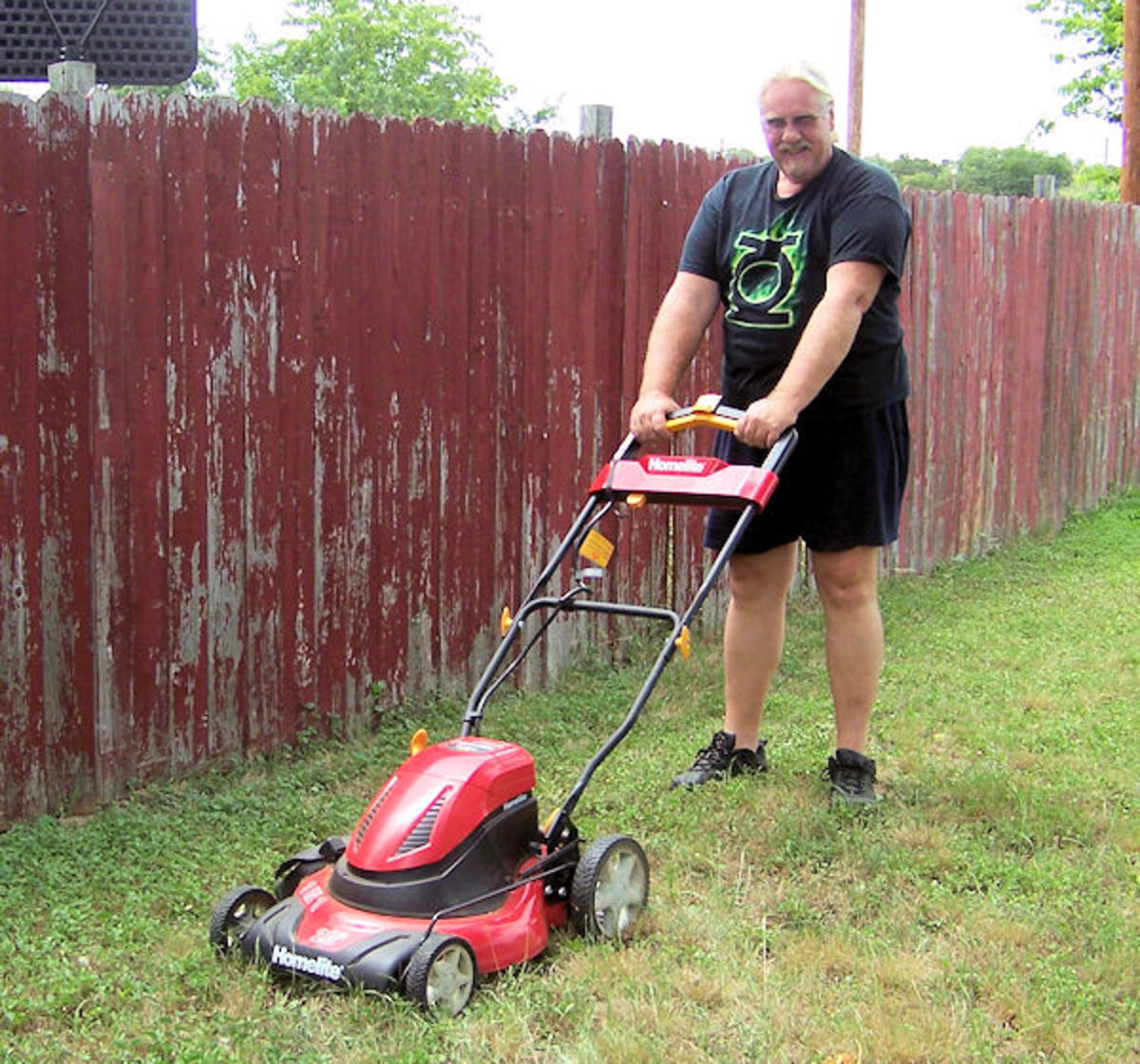 what is the best electric lawn mower for the money. Black Bedroom Furniture Sets. Home Design Ideas