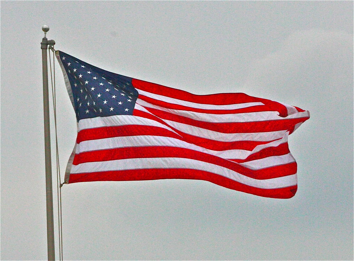 Flag Day: How to Display the Flag
