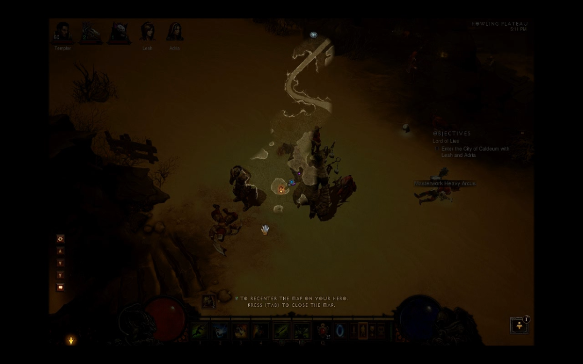 Lair of the Lacuni - Abandoned Mineworks Event Guide - Diablo 3
