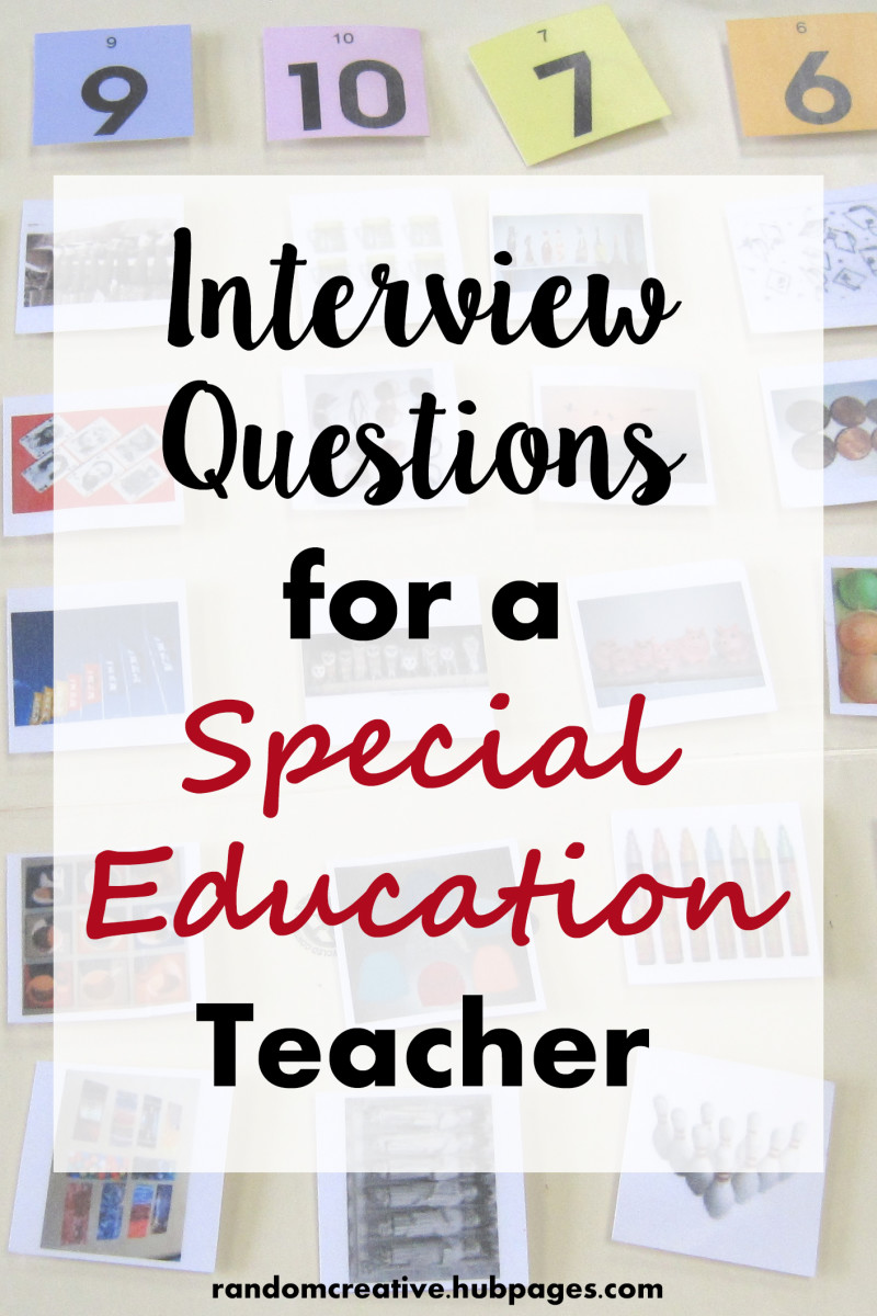 interview questions for a special ed teacher toughnickel