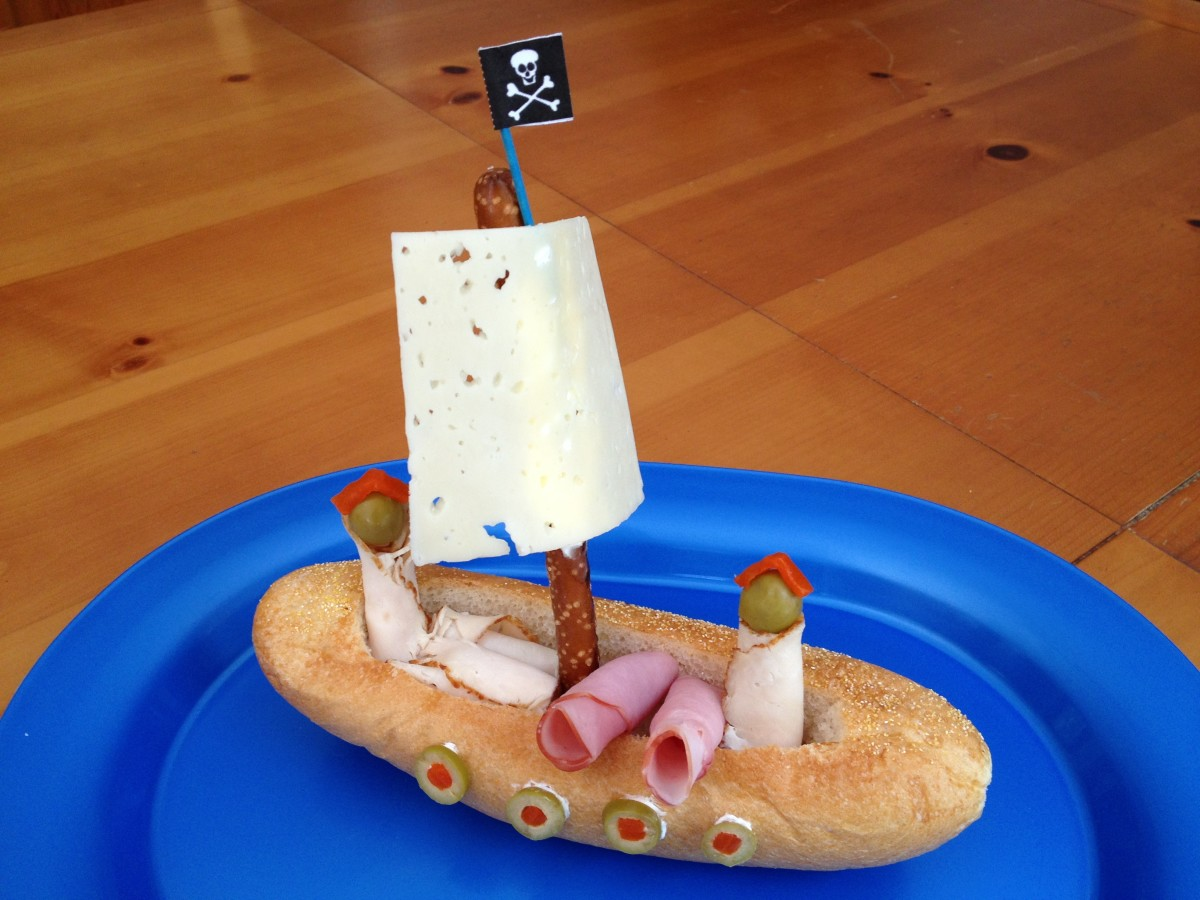 Pirate ship subs