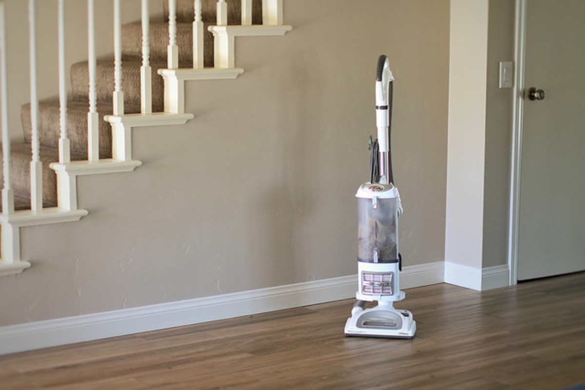 This vacuum is one of the smaller 'stick' vacuums, several of which are reviewed on a blog at 'thestickvacuums.com' Stick or not, all modern uprights have this general format