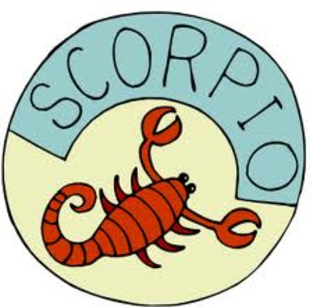 Image result for The Scorpio Personality