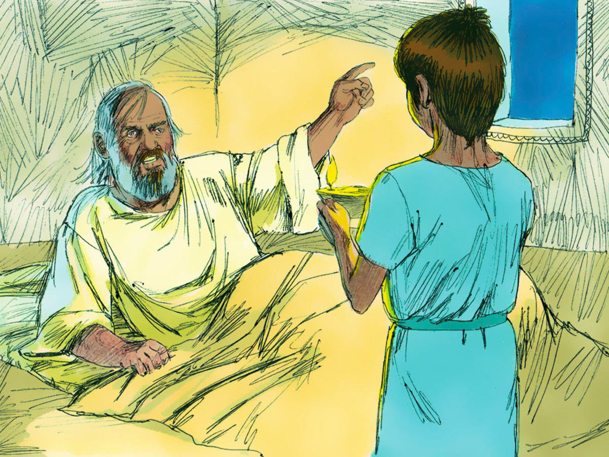 7 Men in the Bible Who Failed as Fathers