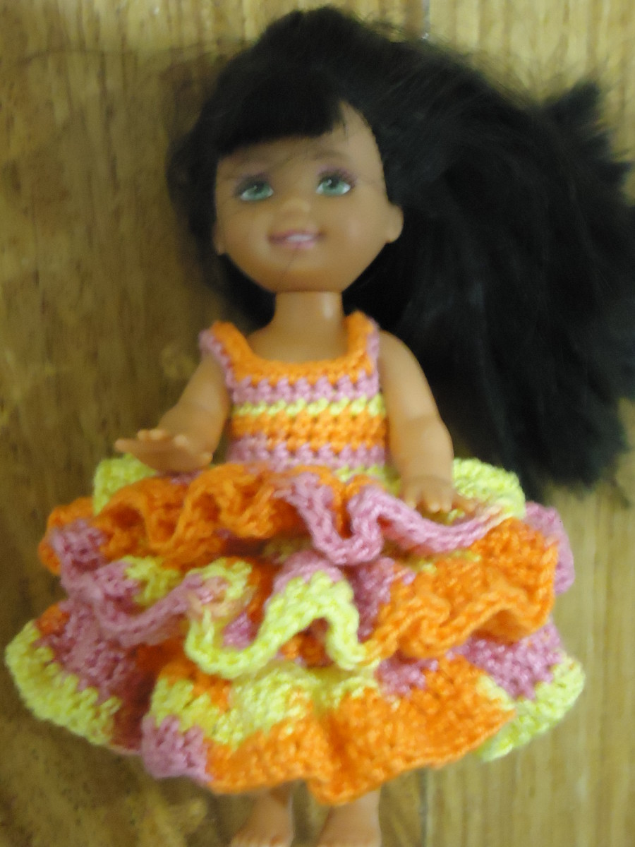 How to Spruce Up Your Crochet Project By Adding Ruffles