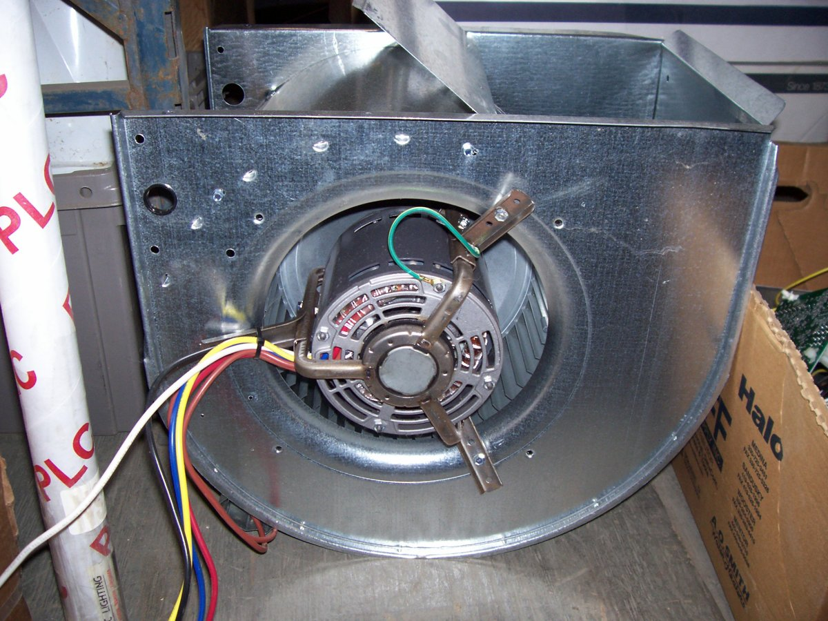 how to clean a furnace fan dengarden