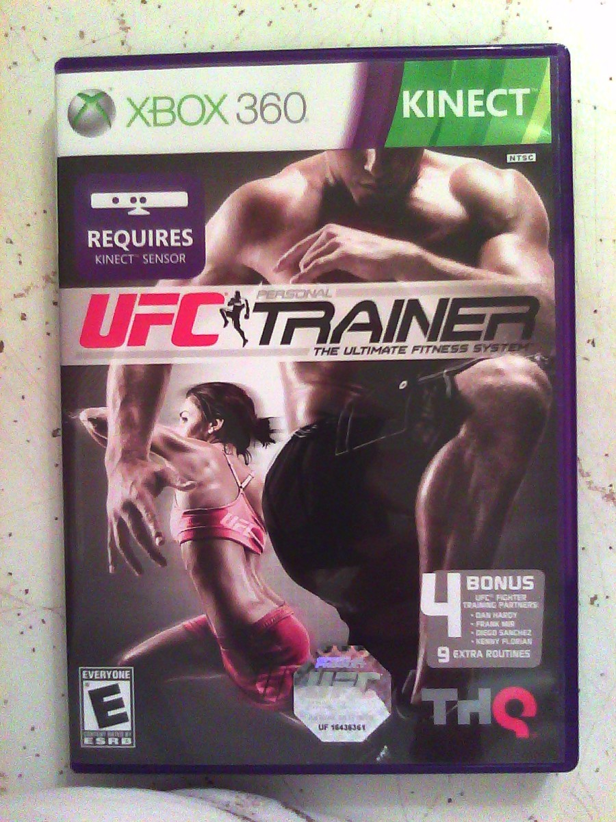 UFC Personal Trainer: The Ultimate Fitness System Review with in-Game Video