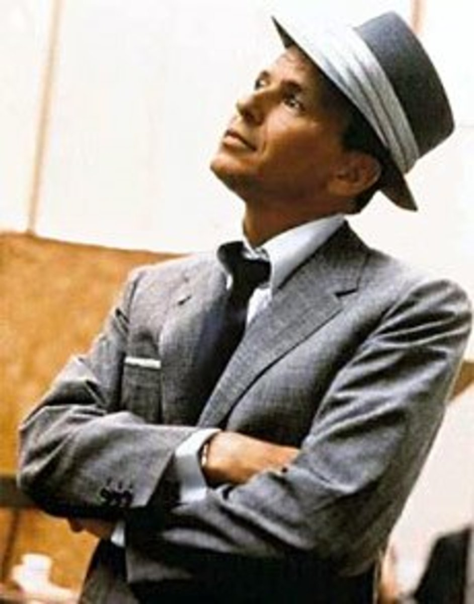 My Top Frank Sinatra Love Songs