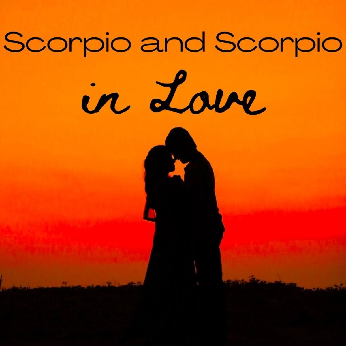 When a Scorpio and a Scorpio Fall in Love: Compatibility Report ♏️