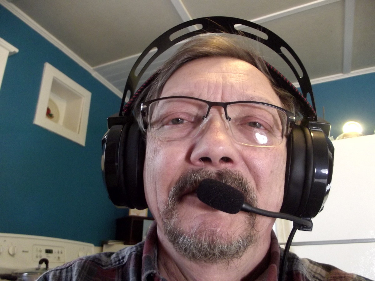 Review of the Combatwing M180 Gaming Headset