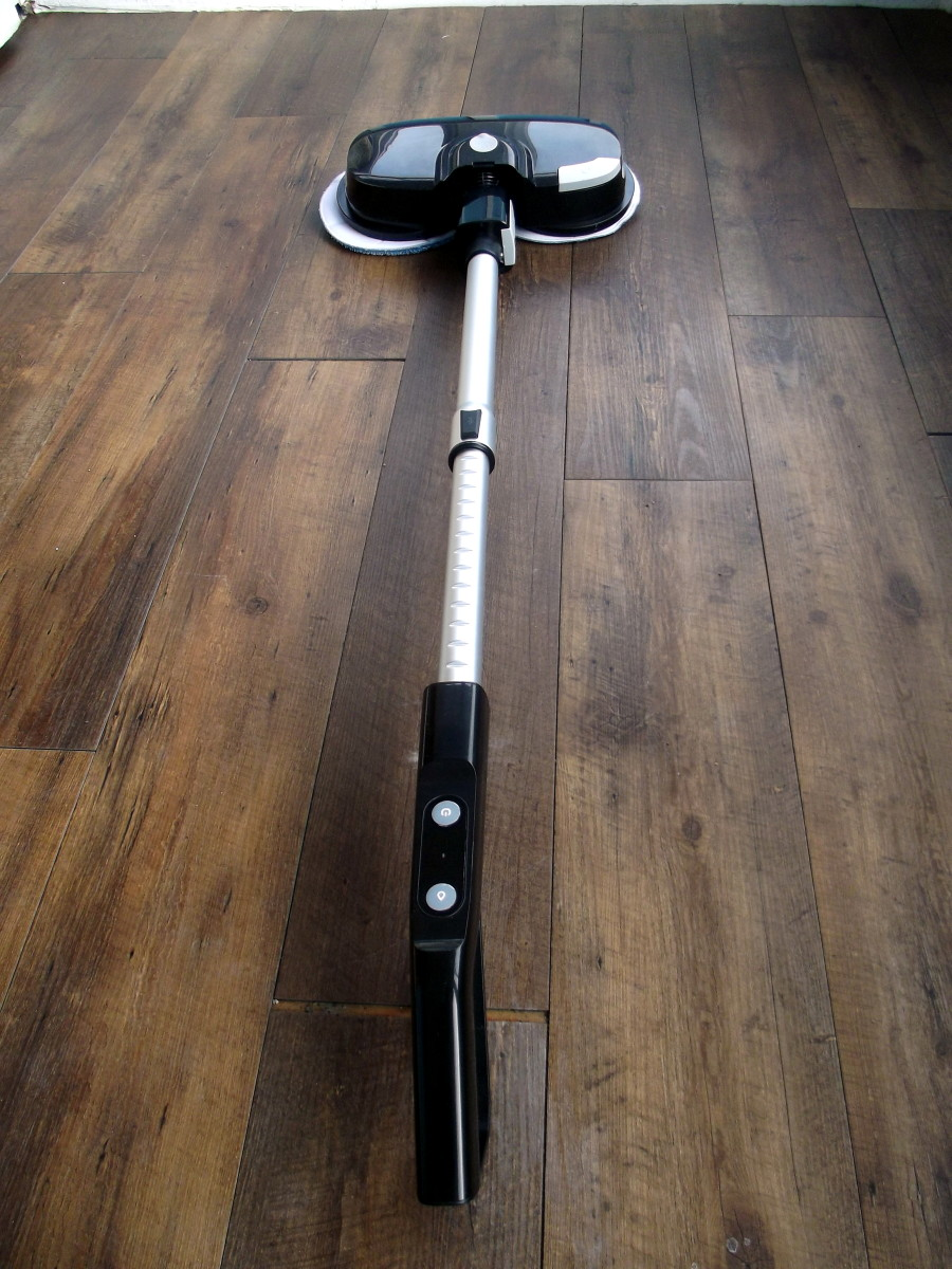 Review of the Vanigo Roll580 Electric Mop