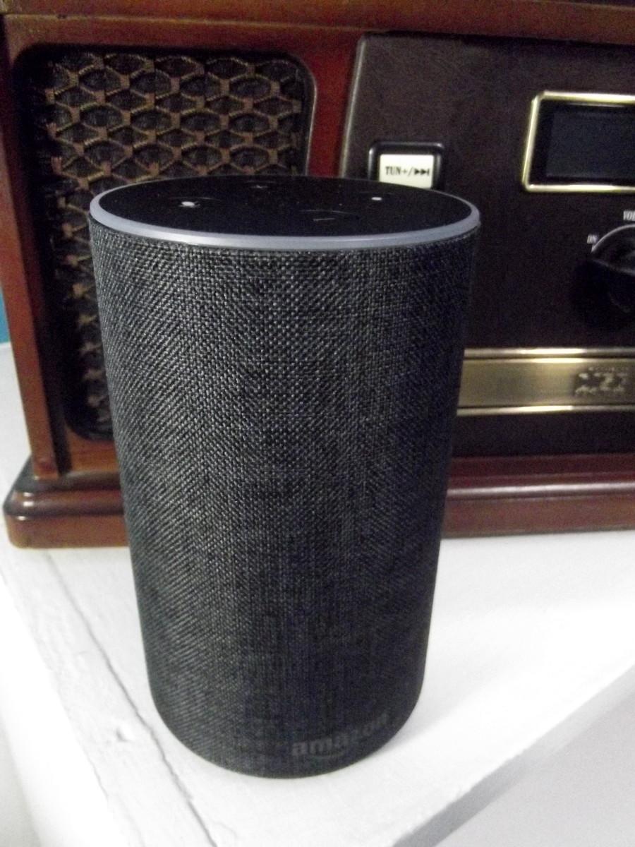 Amazon's Echo Smart Speaker