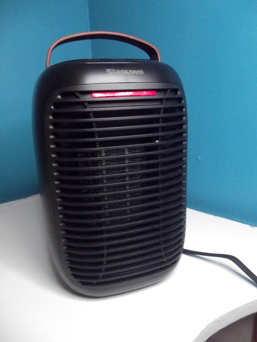 Review of the Slaouwo Space Heater