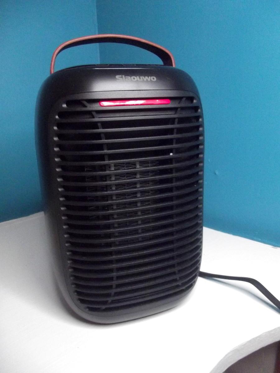Slaouwo Space Heater.