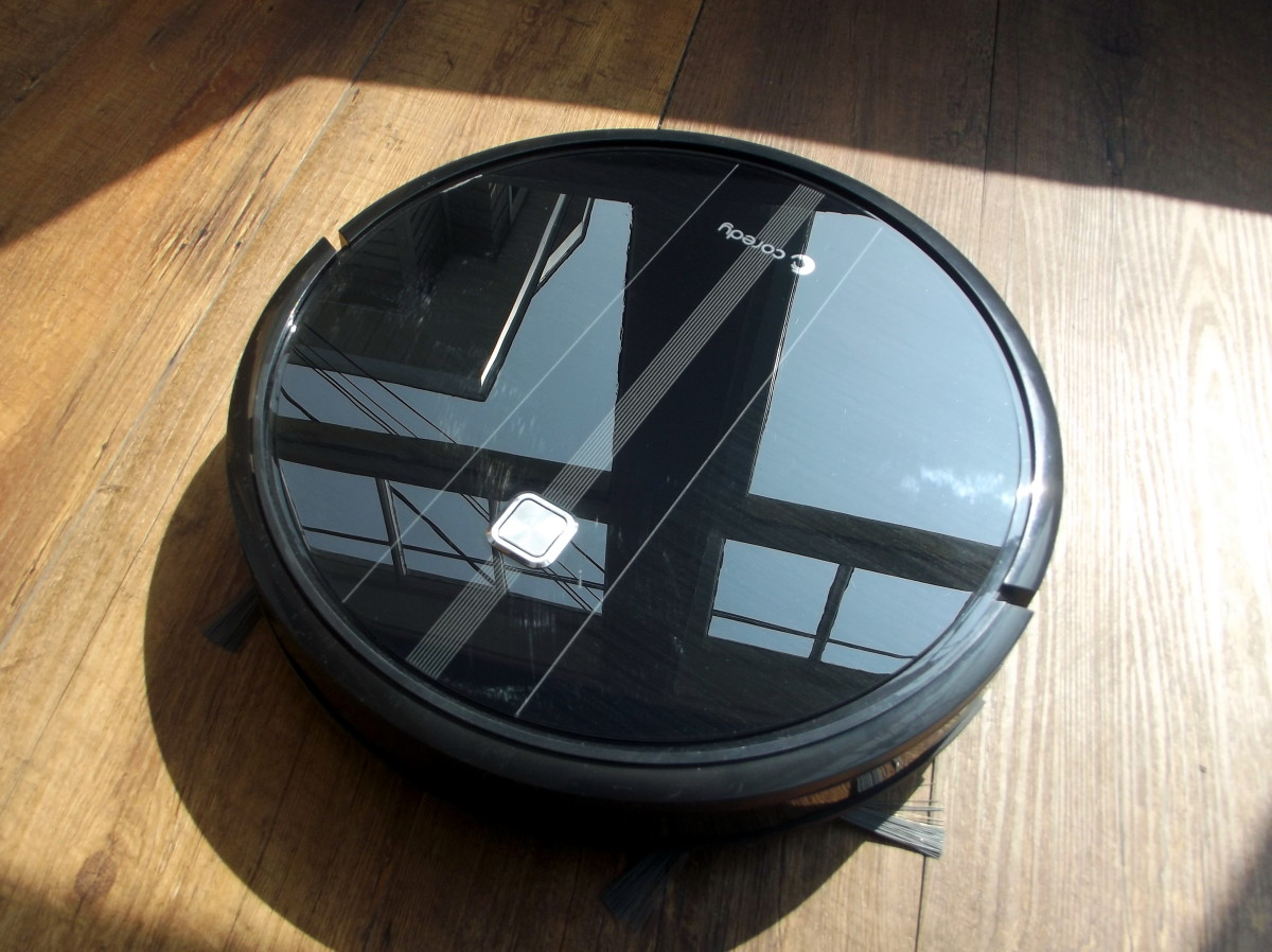 Review of Imartine's Coredy R3500 Robotic Vacuum Cleaner