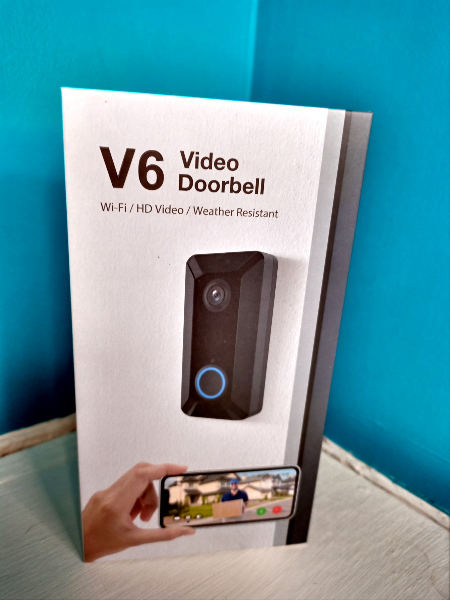 Review of the V6 Wireless Video Doorbell Camera