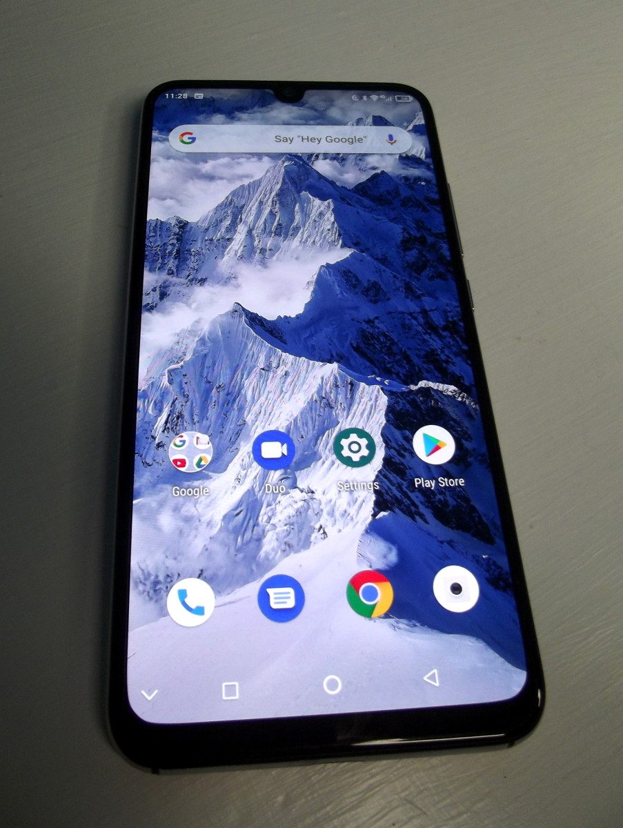 Review of the Umidigi X Android Smartphone