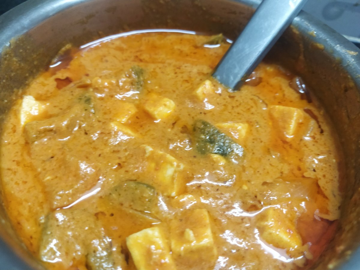 Restaurant-Style Paneer Butter Masala (Without Cream)