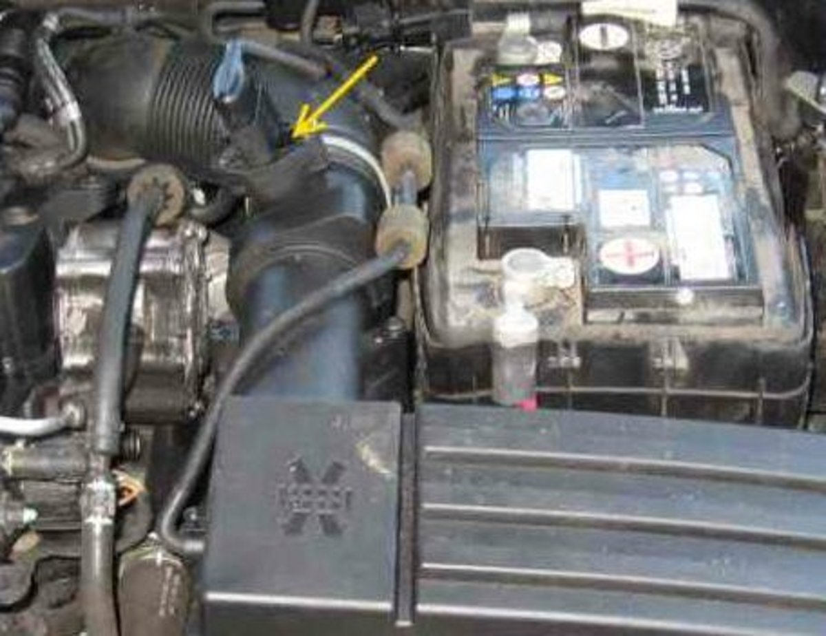 The Volkswagen Engine Diagnostic Code P0101 | HubPages