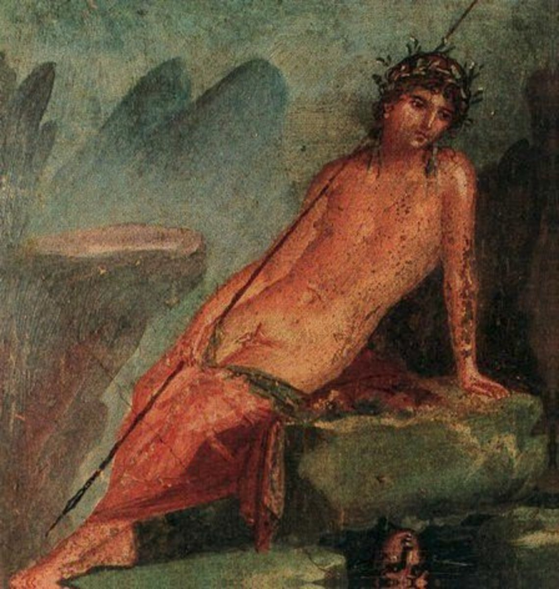 Narcissus was so entranced with himself he wasted his life. Do you love someone like Narcissus?