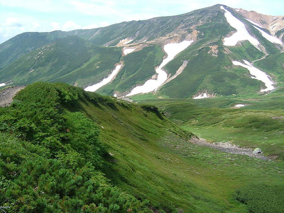 Daisetzusan National Park, Hokkaido.