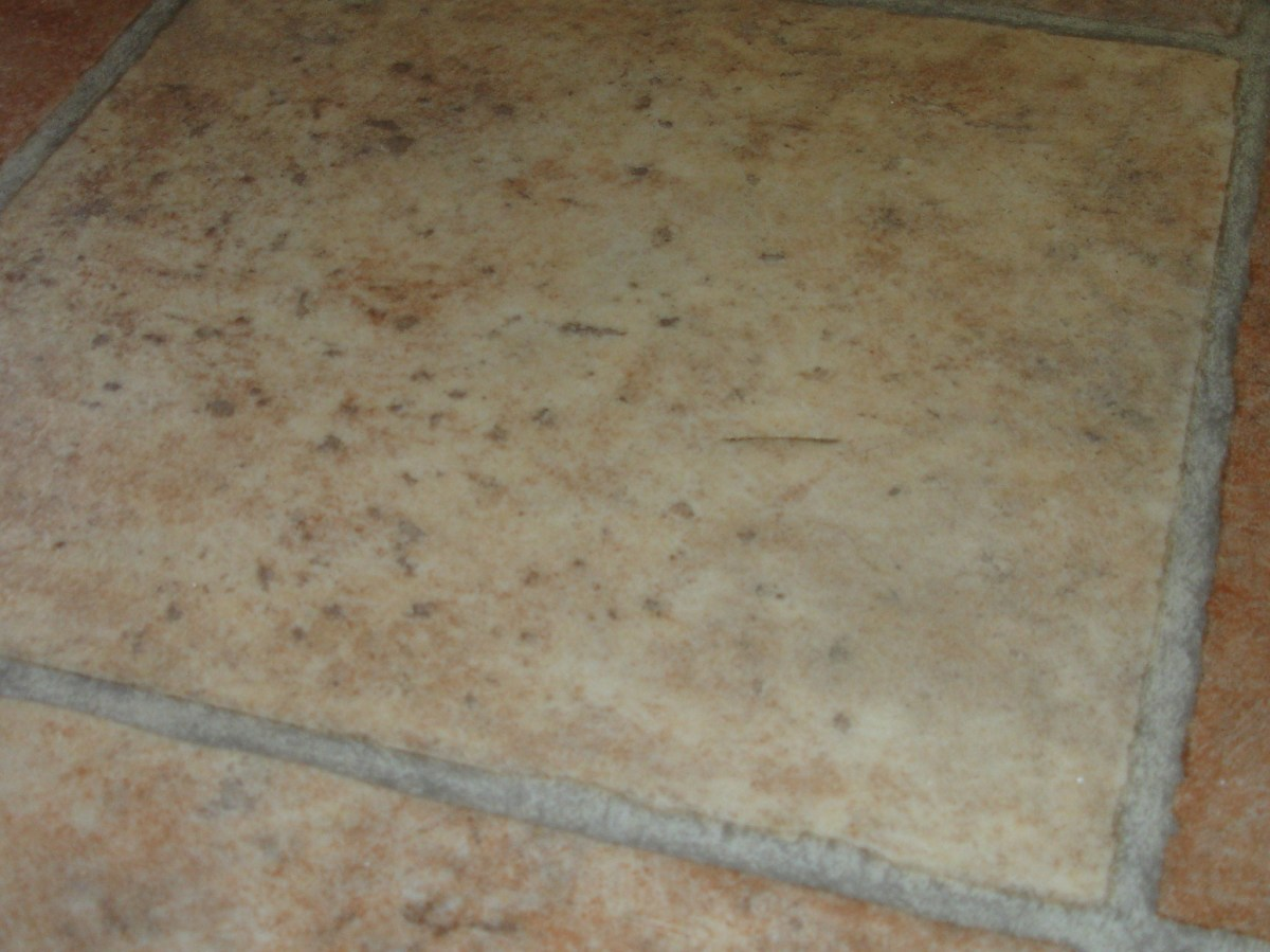 How to Make Minor Repairs to Vinyl Flooring