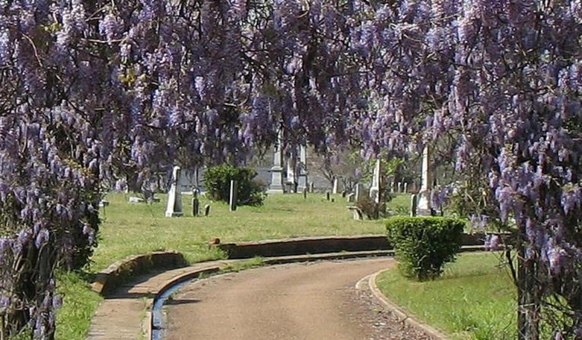 Greenwood Cemetery, Jackson, Mississippi