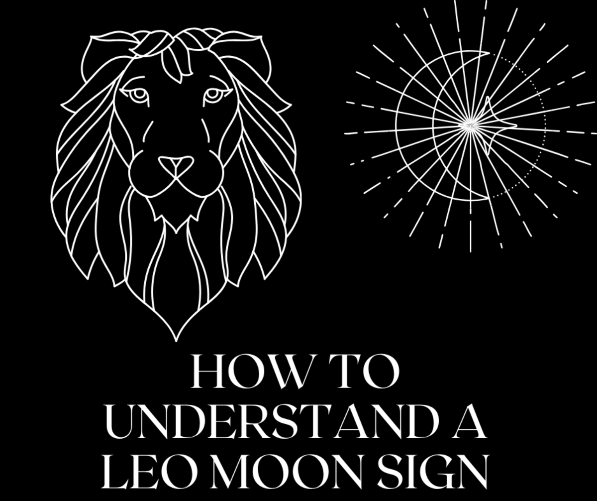 How to Understand a Leo Moon Sign