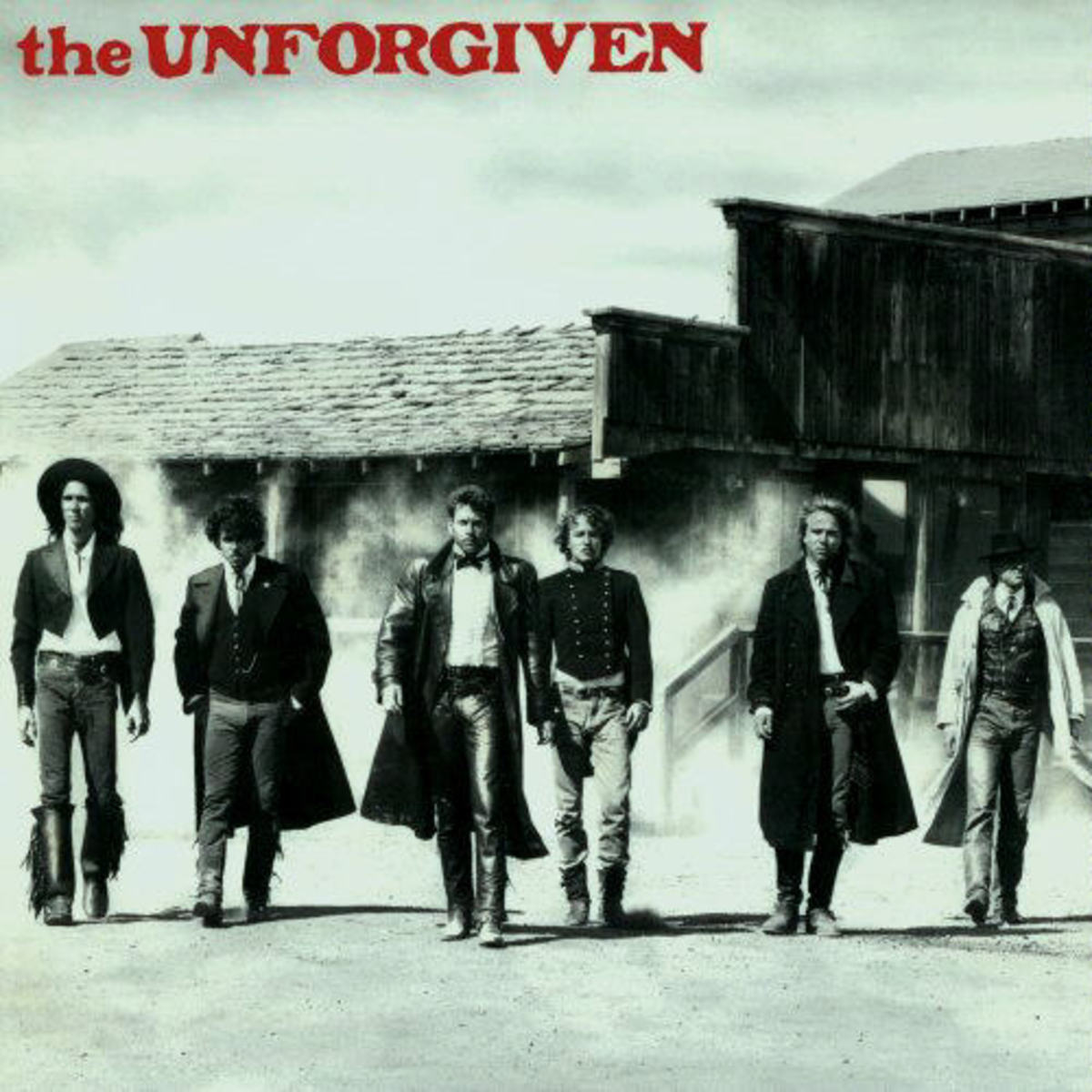 10 Albums You Need To Hear # 6: The Unforgiven by The Unforgiven