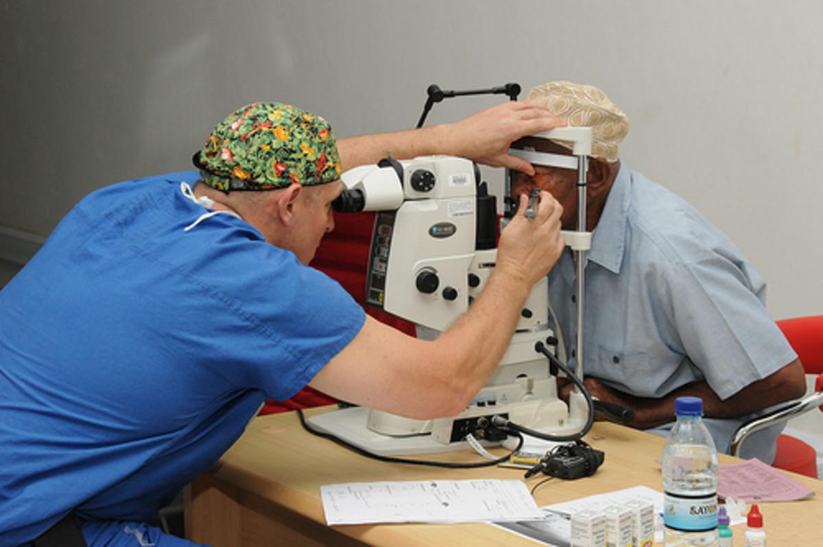 Aging-Related Eye Diseases