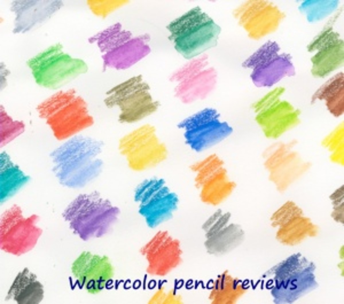 Watercolor Pencils - Reviews