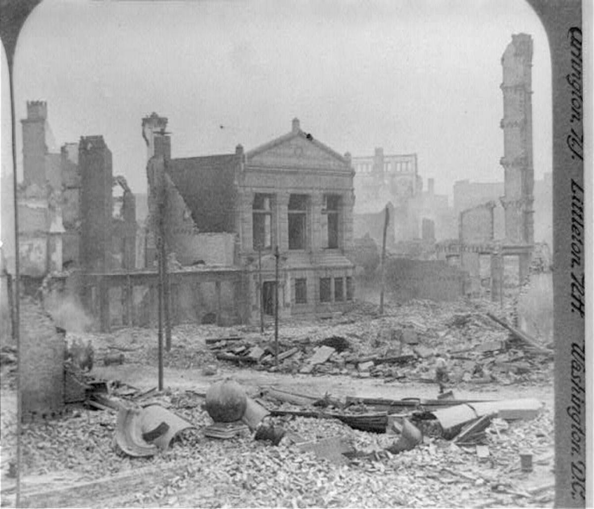 Baltimore's Great Fire of 1904 and Its Legacy
