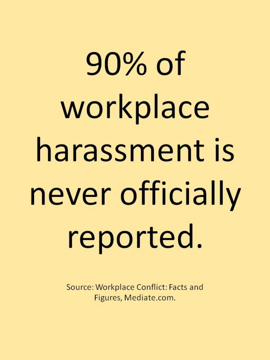 Tips for Dealing With Workplace Harassment and Bullying
