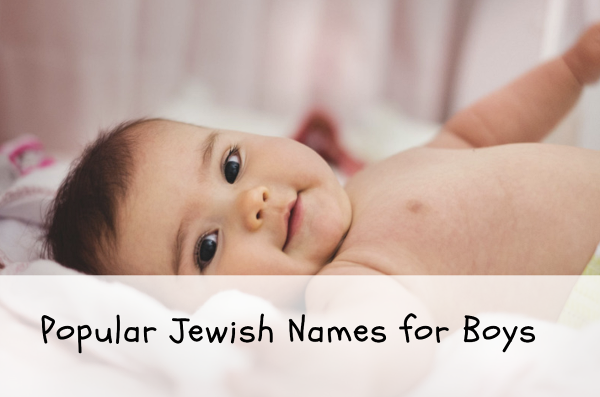 Popular Jewish Names for Boys