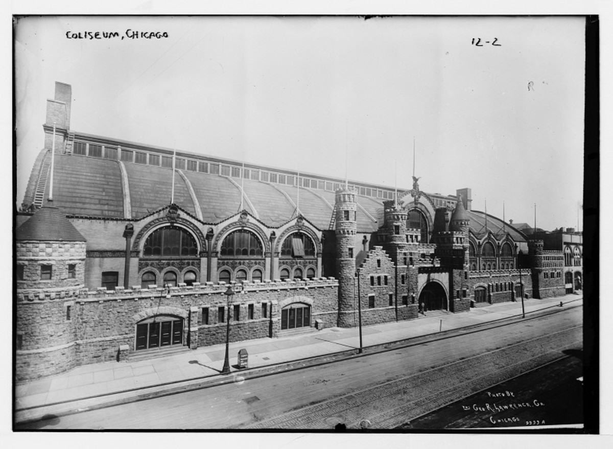 Star-Crossed:  The Colorful History of the Chicago Coliseum
