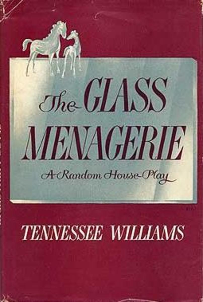 an analysis of the theme of escapism in the glass menagerie by tennessee williams Perhaps the playwright tennessee williams whose famous remarks on the theme of the past are self-illuminating in her critical study of the glass menagerie by tennessee williams, delma e presley (1990) claims: tom wingfield, the past reveals itself as a trap, from which he has tried to escape to free himself.