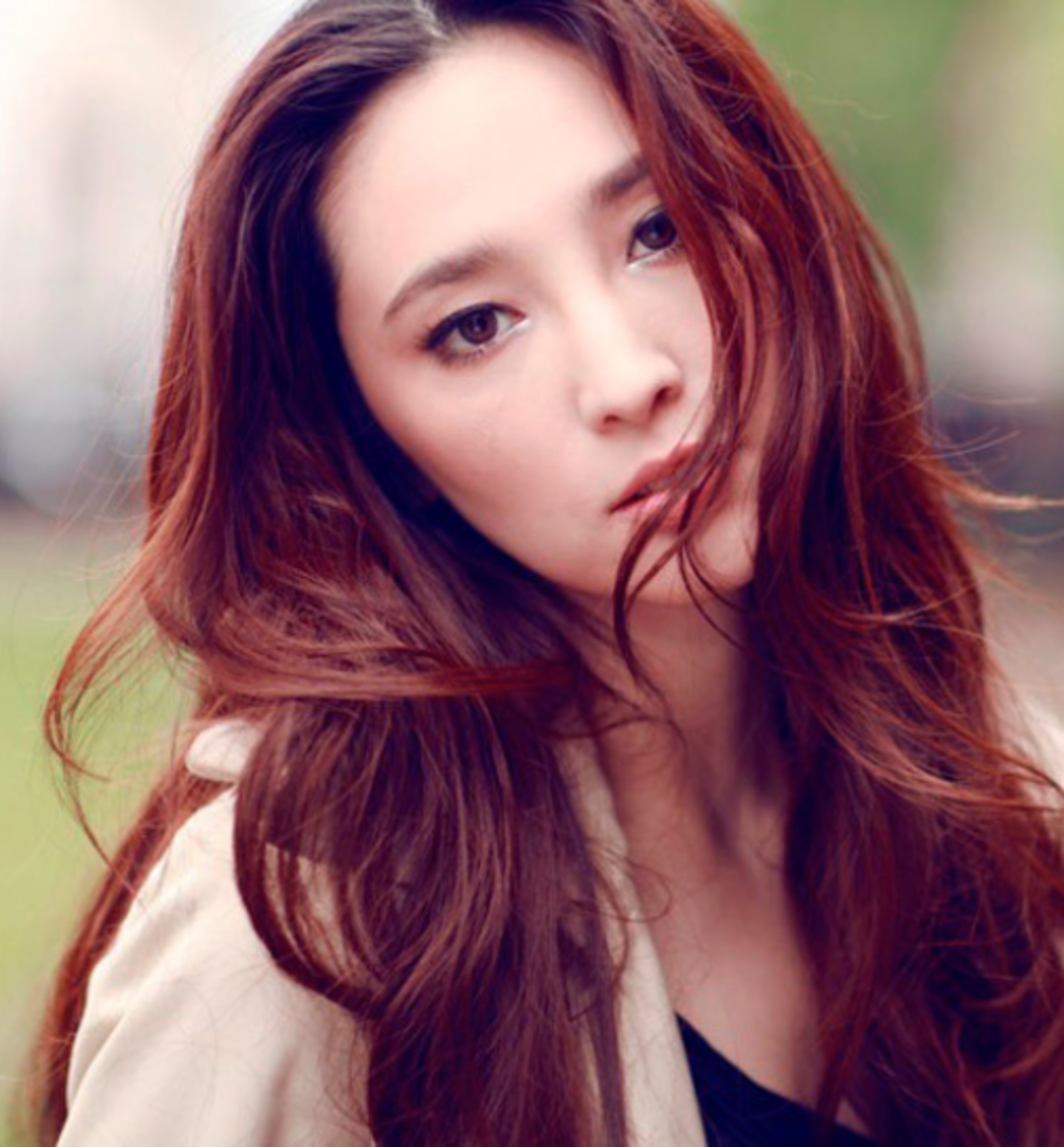 The Best Hair Colors for Asians | Bellatory