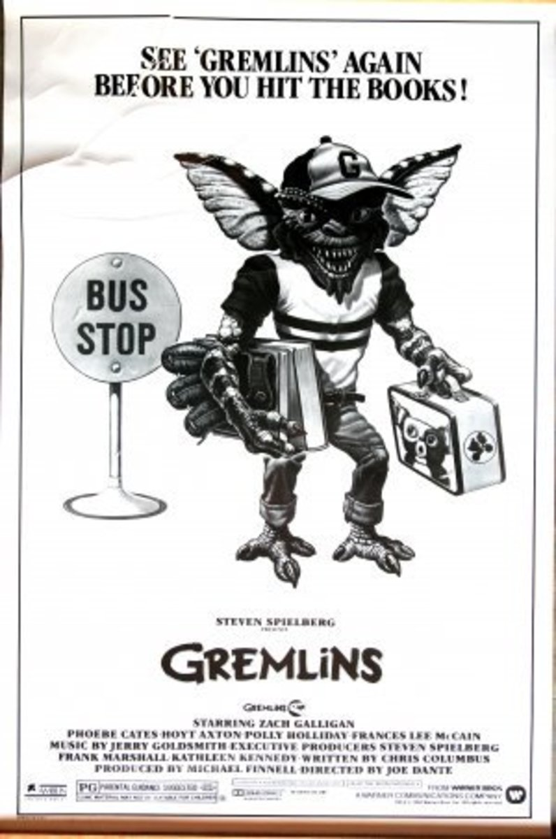 4 Reasons Why Gremlins is the Last Movie Your Kids (or Anyone) Should See