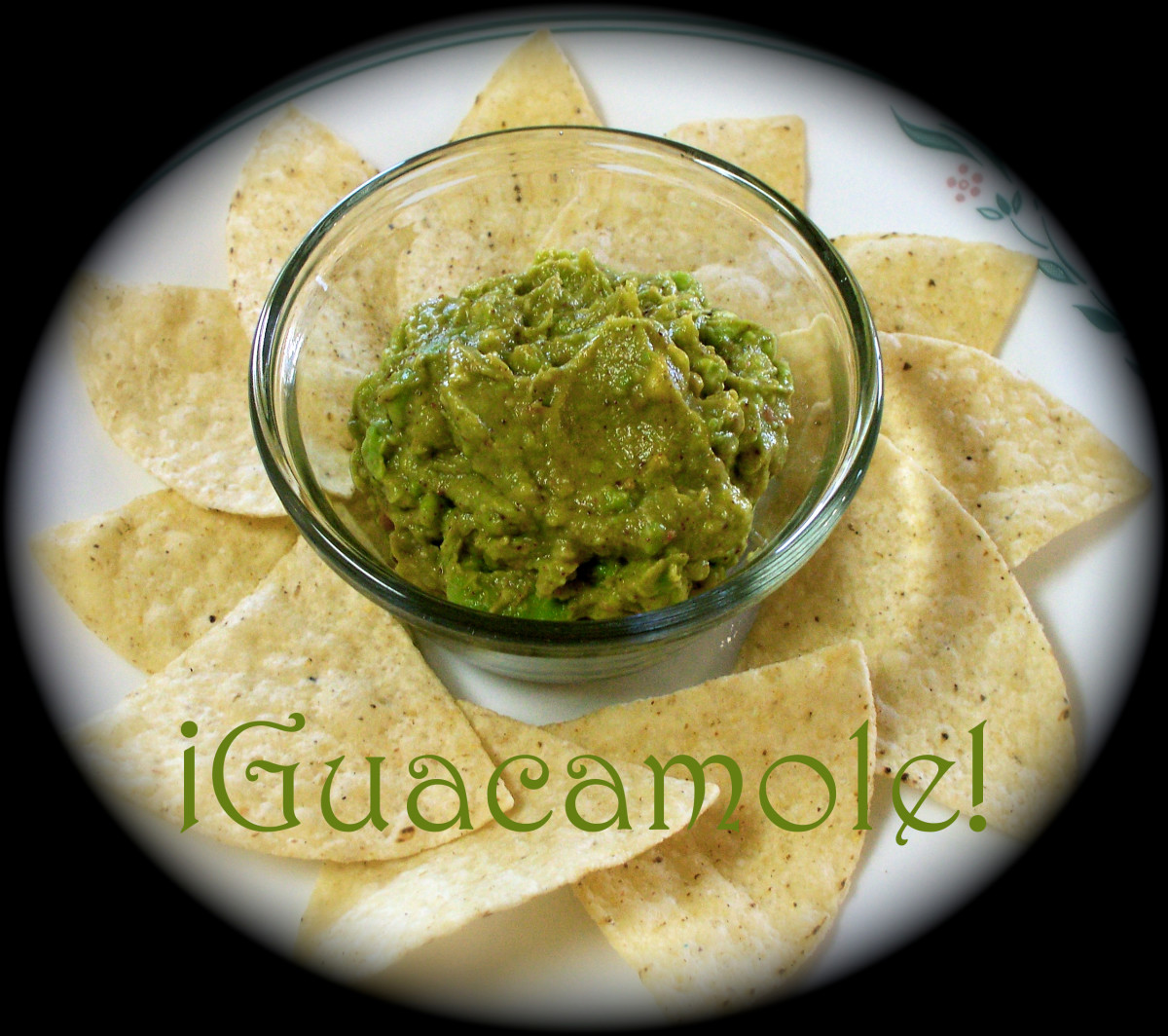 How I Make Mexican Guacamole in Five Minutes