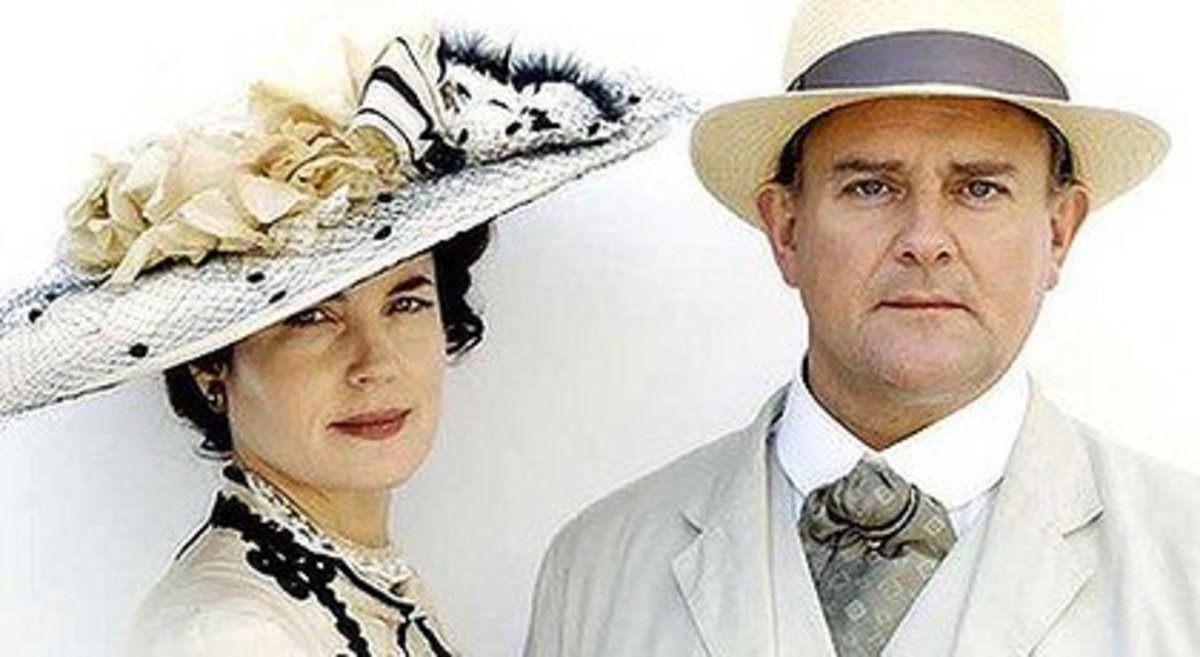 Countess Cora and Robert Earl of Grantham, Downton Abbey