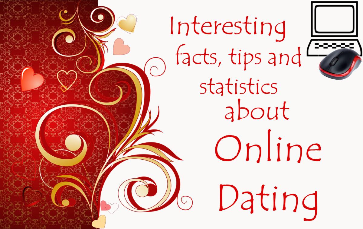 interesting facts tips statistics online dating relationships