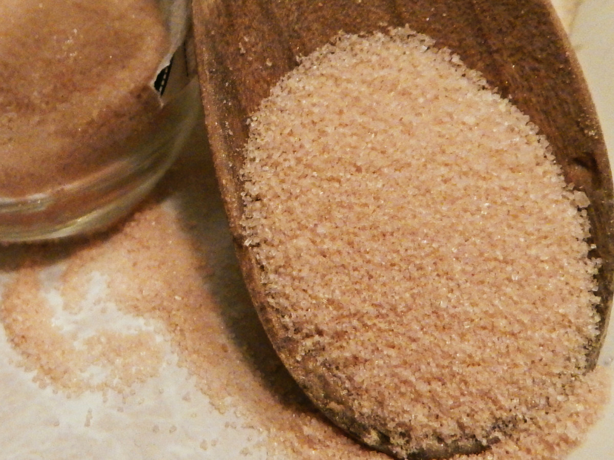 DIY: Brown Sugar and Lemon Body Scrub Recipe