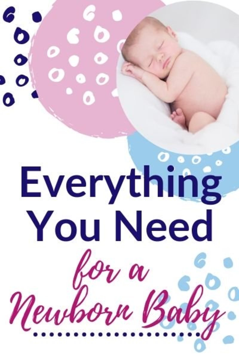 Everything You Need for a Newborn Baby