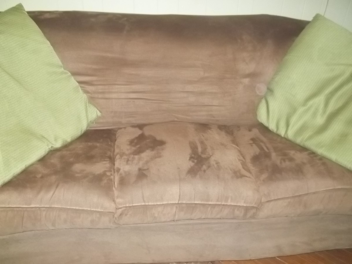 How to fix a saggy couch