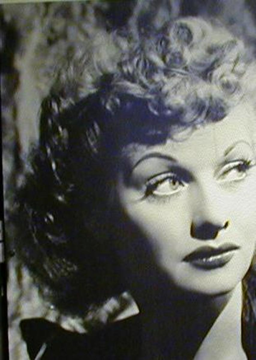 lucille ball 101 interesting facts