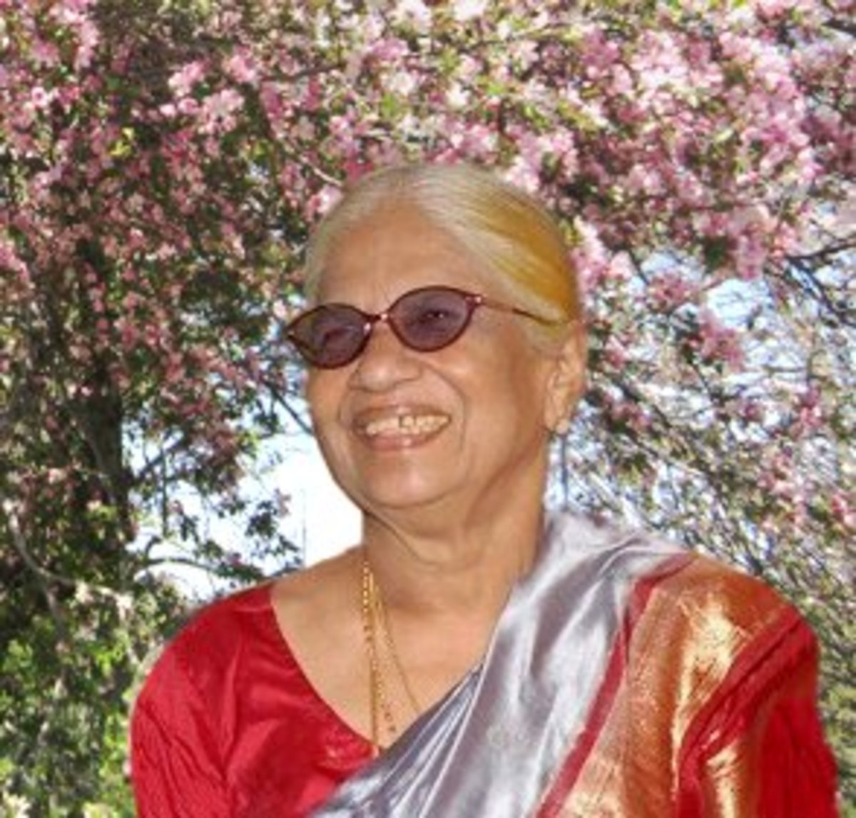 MOM - a recent picture