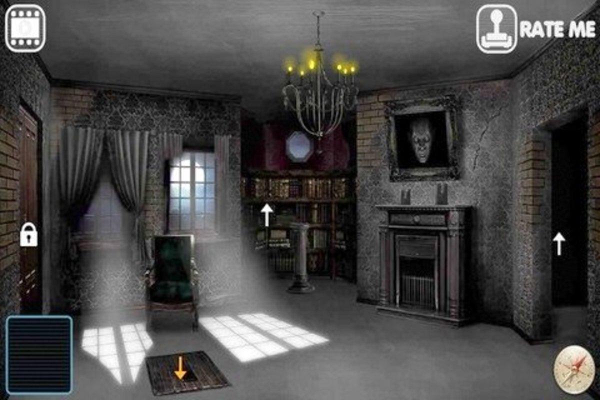 12 Creepy iPhone Horror Games